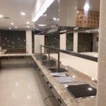 Zona buffet Hotel Panorámica Tecnifrío